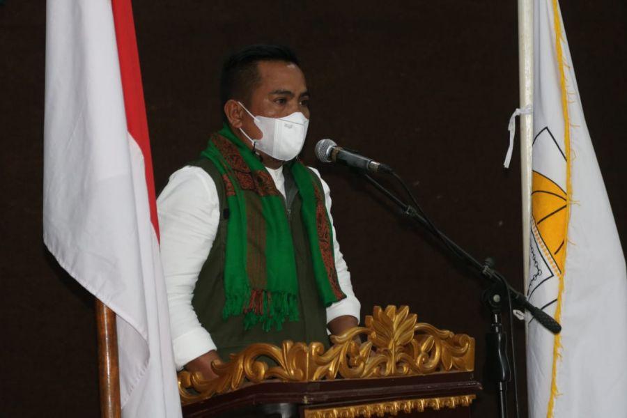Bupati H. Zukri Beri Solusi Pendataan Permasalahan Kebun Masyarakat di Kawasan Hutan
