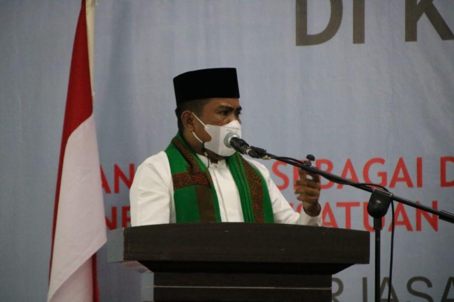 Bupati H. Zukri Yakinkan Ketua MPR RI Support Pembangunan Pelalawan