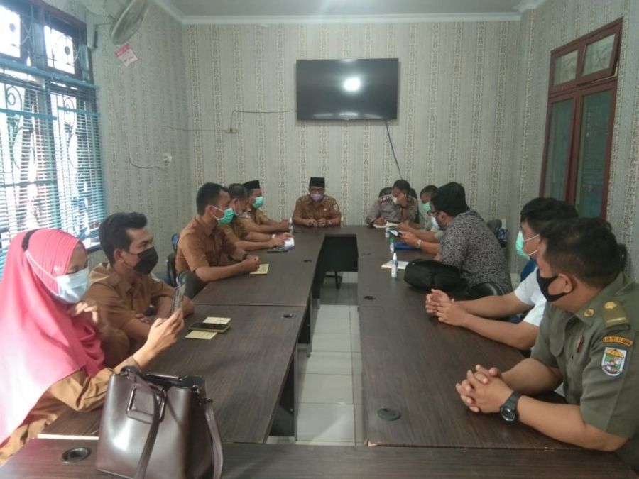 Bupati Pelalawan H. Zukri Tegaskan 1.800 guru PDTA/MDA Honor Segera Dibayarkan