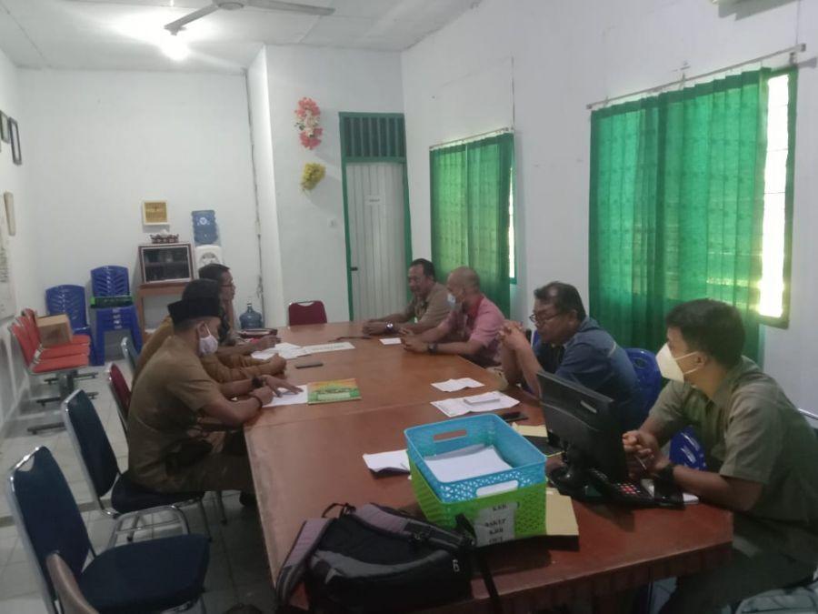Komisi I DPRD Pelalawan Kunker di PT. PMBN